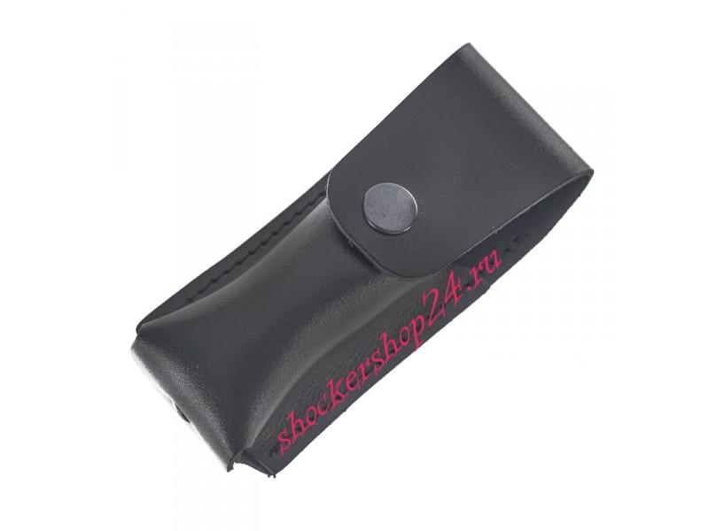 Чехол для газовых баллончиков (50, 65, 75 мл.) кожаный