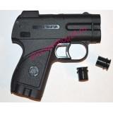 Аэрозольный (газовый) пистолет Пионер с ЛЦУ